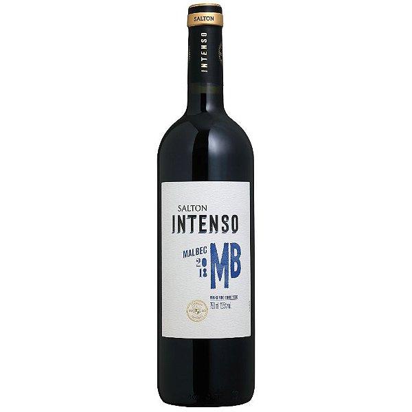 Vinho Malbec Intenso Salton