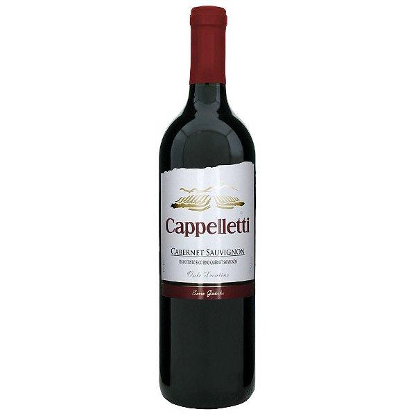 Vinho Cabernet Sauvignon Cappelletti