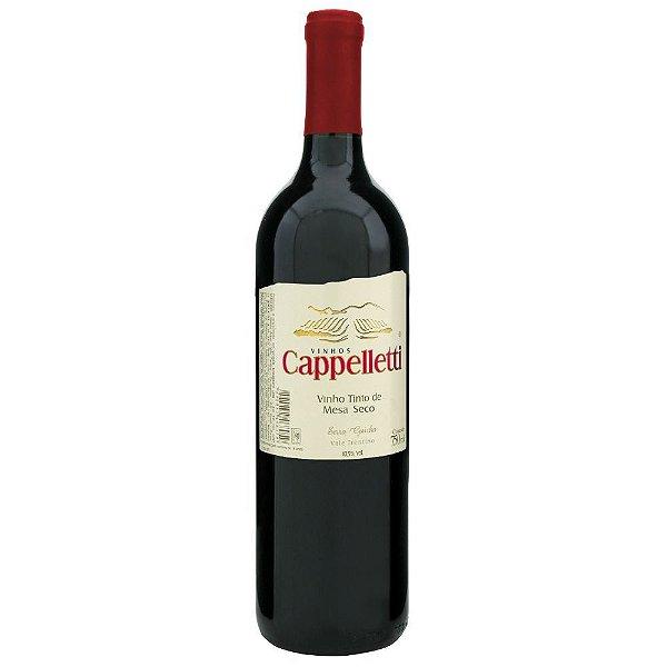Vinho Tinto Cappelletti