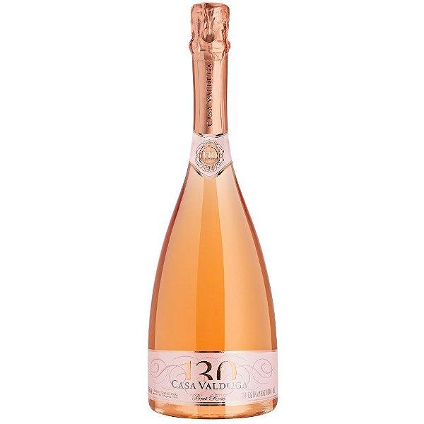 Espumante 130 Brut Rosé Casa Valduga