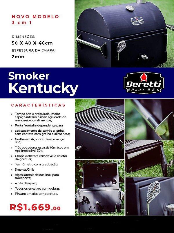Pit Smoker - Kentucky