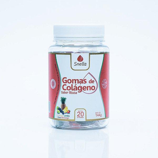 GOMAS DE COLÁGENO PEPTAN® MISTO