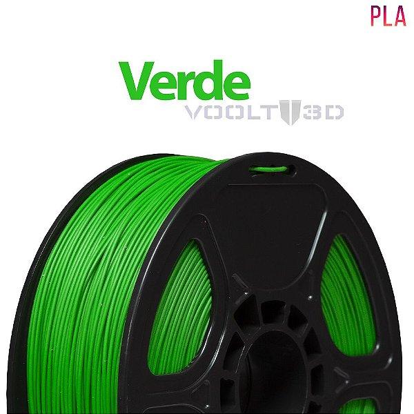 Filamento PLA Verde (1 kg)