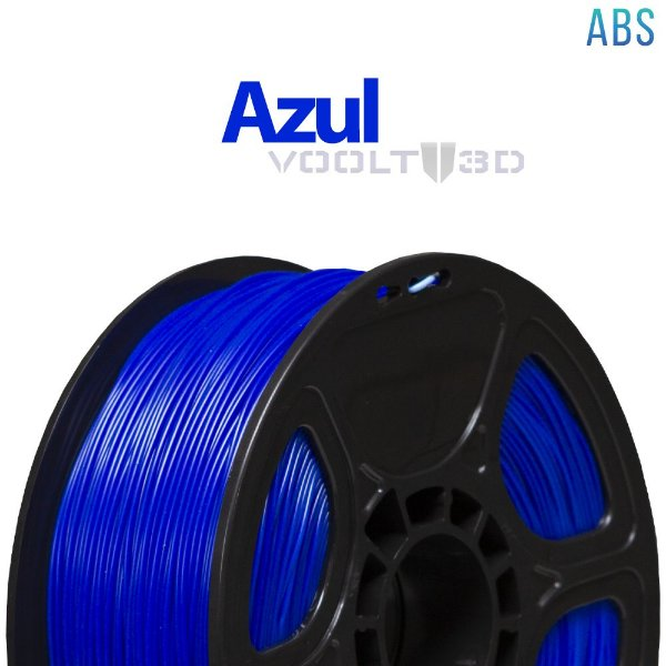 Filamento ABS Azul TR (1 kg )