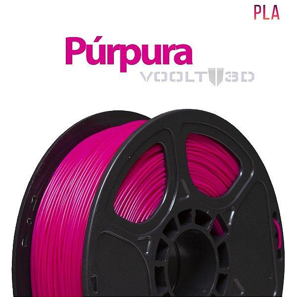 Filamento PLA Púrpura - 1 kg