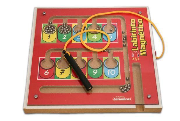 Labirinto Magnetico
