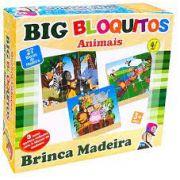 Quebra Cabeça - Big Bloquitos - Animais