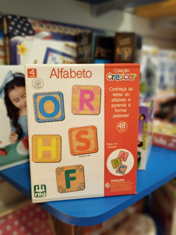 Crescer - Alfabeto