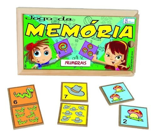 Memória Númerais