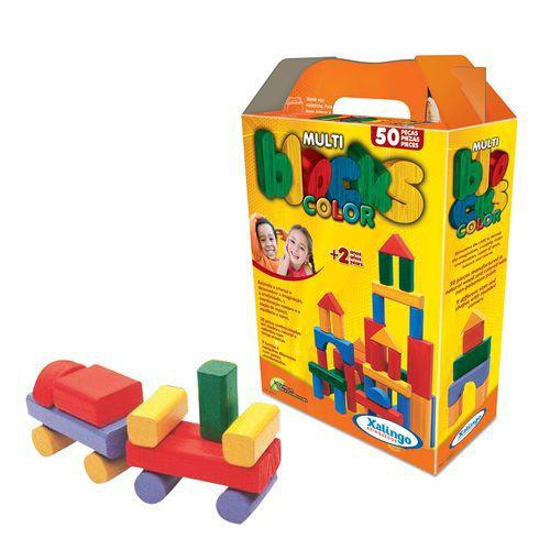 Multiblocks Block Colorido