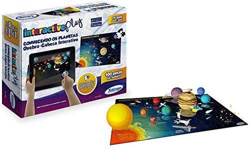 Interactive Play Conhecendo os Planetas