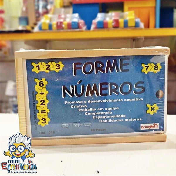 Forme Numeros