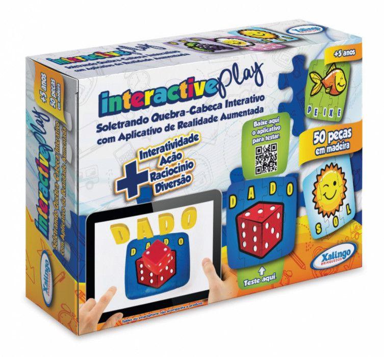 Interactive Play Soletrando