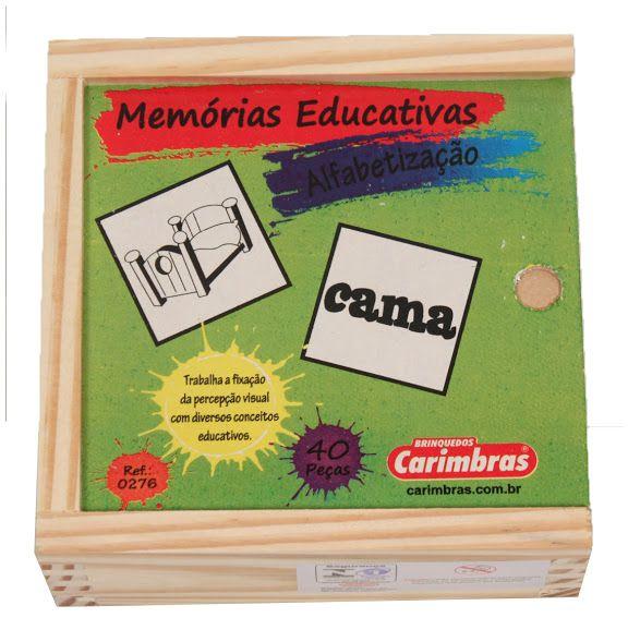 Memoria - Alfabetização