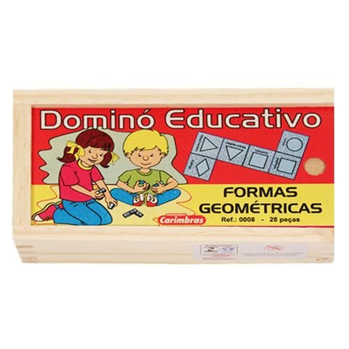Dominó Formas Geométricas