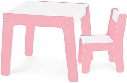 Conjunto com Mesa e cadeira