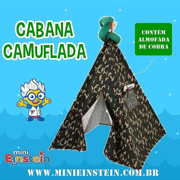 Cabana Camuflada