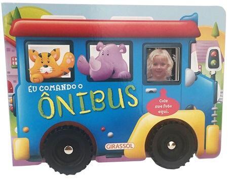 Eu comando o ônibus