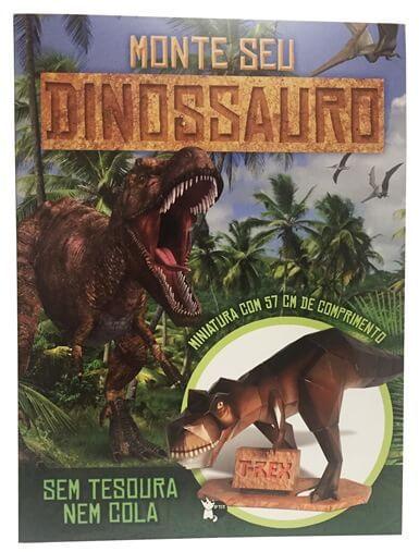 Monte seu dinossauro