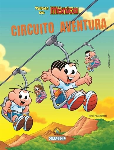 Turma da Mônica - Circuito Aventura