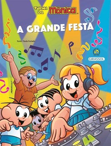Turma da Mônica -  A grande festa