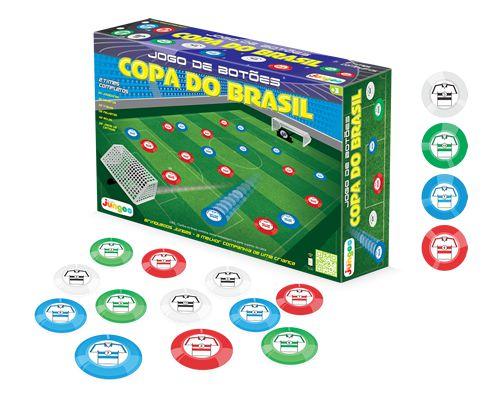 Copa Do Brasil (2 times - caixa)