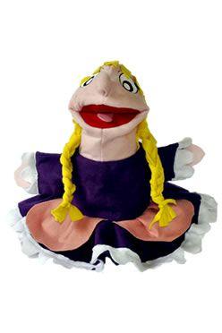 Fantoche - Rapunzel