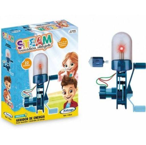 Steam Gerador de Energia