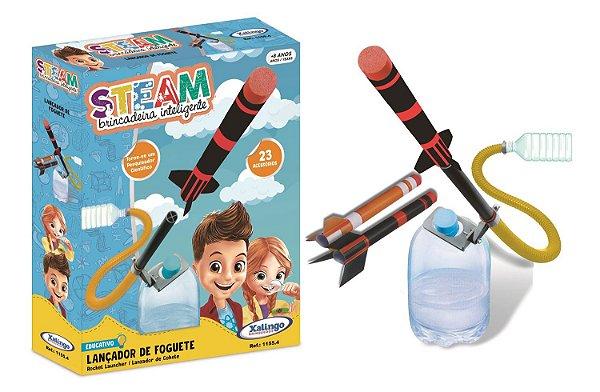 Steam - Foguete Sustentável
