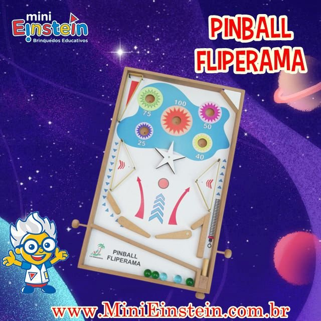 Pinball Fliperama