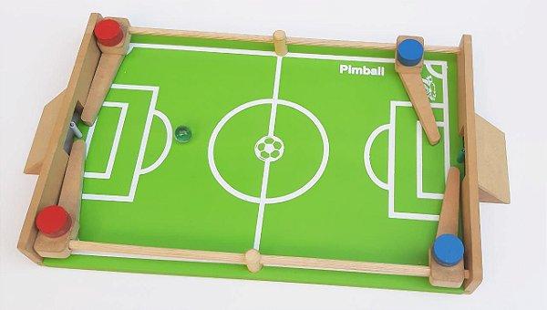 Campinho Pinball