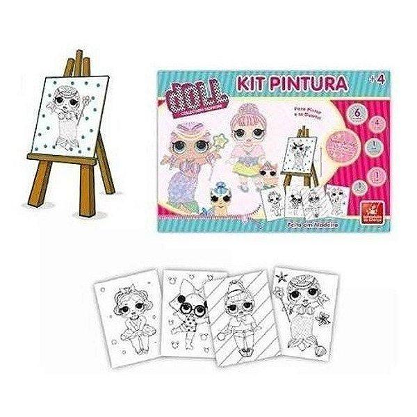 Kit Pintura Doll