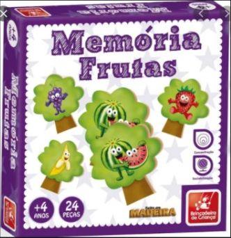 Memoria Frutas