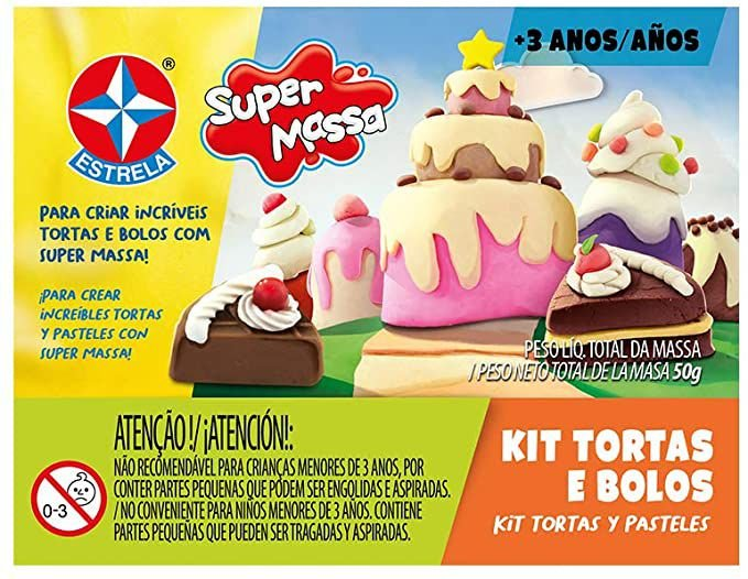 Kit Tortas e Bolos