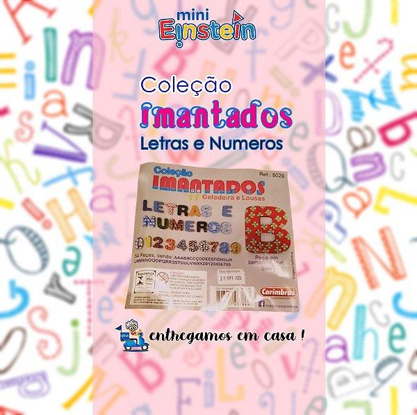 Imã - Letras e Números G