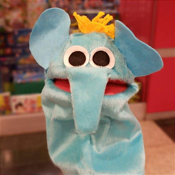 Fantoche Mini Einstein - Elefante
