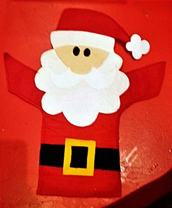 Fantoche  Mini Einstein Papai Noel