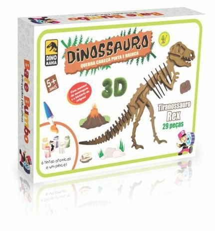 Dinossauro 3d