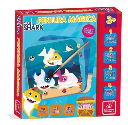 Pintura Magica Club Shark