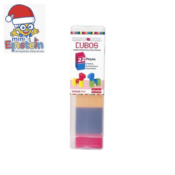 MagForma cubo 22 peças