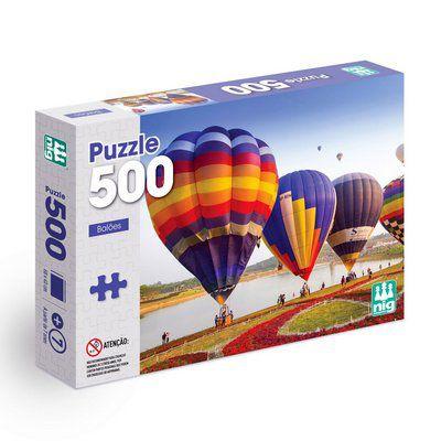 Quebra Cabeça - Balões 500 peças