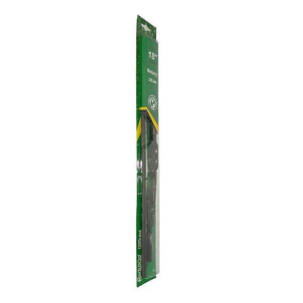 Palheta limpador parabrisa fortline 18 polegadas c3 / UN / Redux32