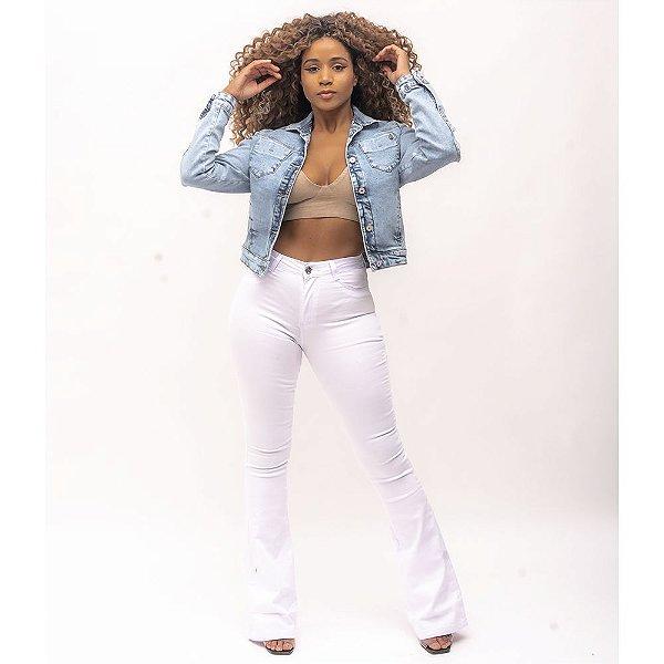 jaqueta jeans prs blue