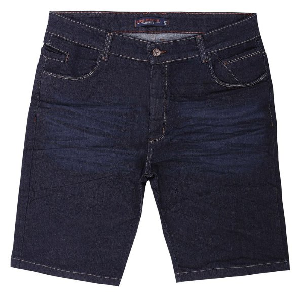 bermuda jeans plus size prs amassada