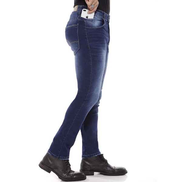 calça jeans prs comfort laser