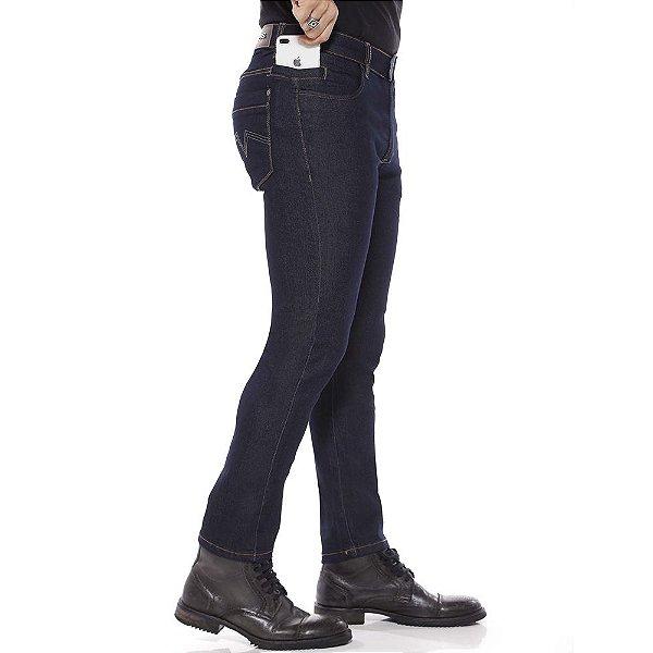 calça jeans prs skinny amaciada