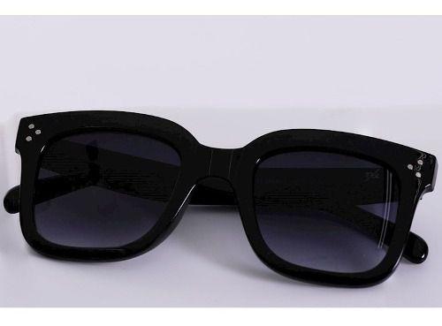 Óculos De Sol Square Preto New Beach