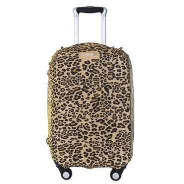 Capa para Mala Leopard