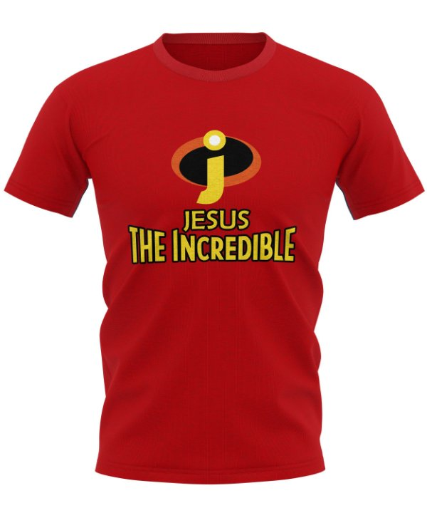Jesus - The Incredible (M)