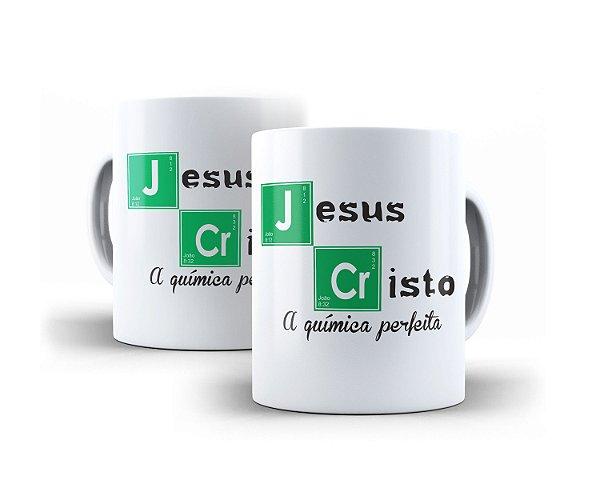 Caneca Química Perfeita